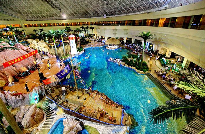 海泉湾温泉度假酒店